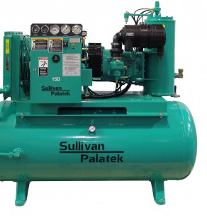 Sullivan-Palatek 15HP